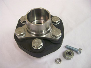 Motorcycle Engine Drive Couplings