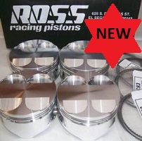 EXT-00034 Hayabusa Ross Piston Kit 84mm GEN 2 2008+