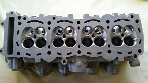 EXT-10031A Hayabusa Full Cylinder Head Gasflow Stage 2 Gen 1 & Gen 2