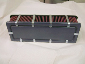EXT-56-9188-1 Complete 500bhp Universal airbox (Car application)