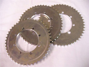 EXT-8003 Rear Sprockets Radical (530 chain size) 45T Sprocket