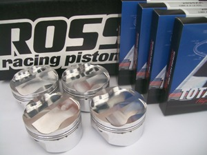 SUZ-00001 Suzuki GSXR 1000 Ross Piston Kit - 73.4mm